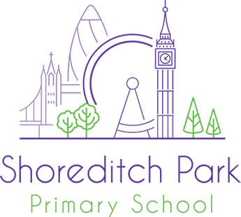 Shoreditch Park Primary School Logo