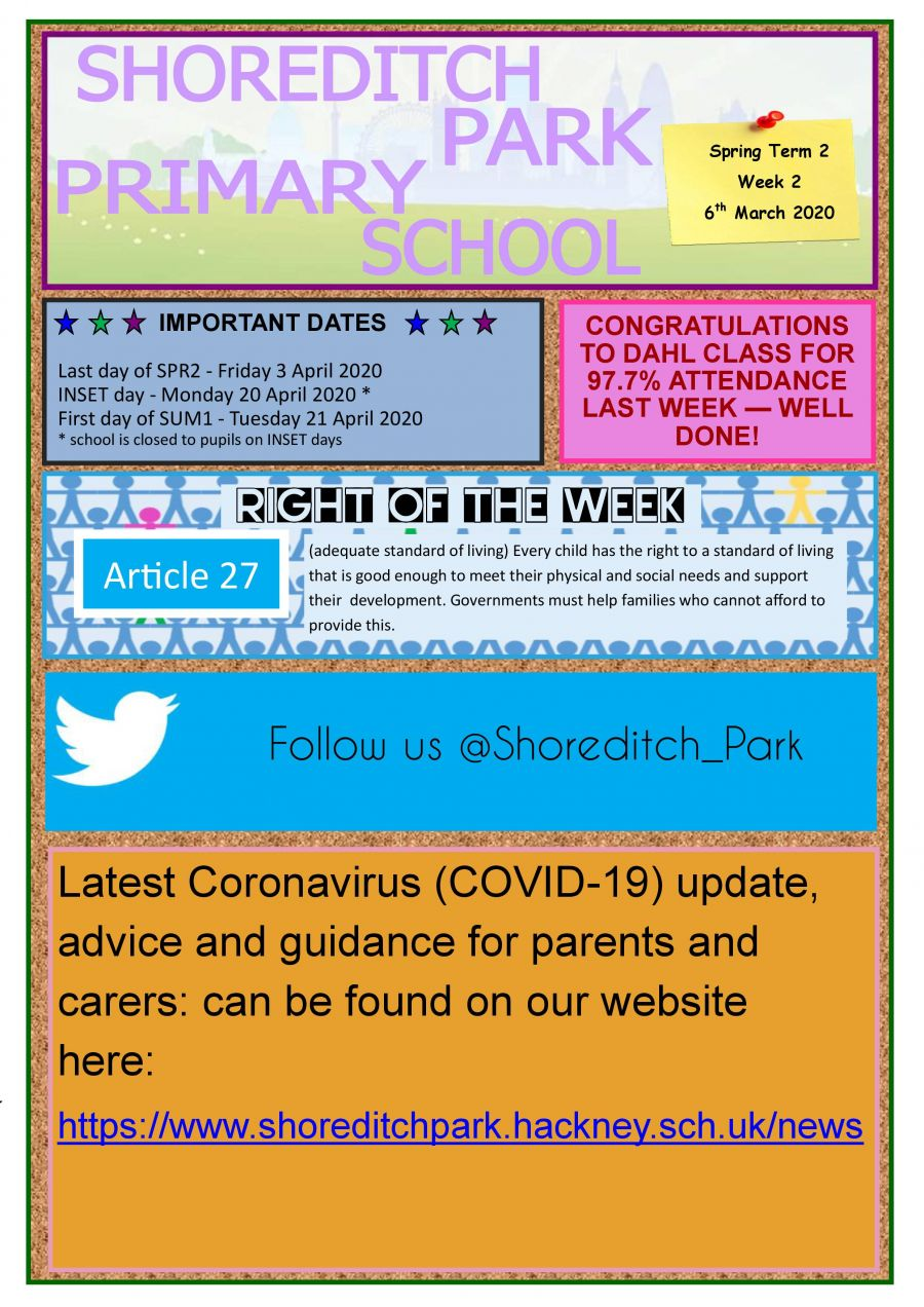 Shoreditch Park Primary School