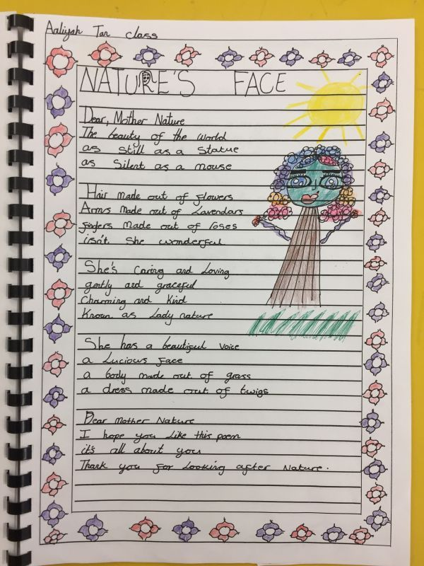 Year 5 - Poems Through the use of Drama and Performance - Shoreditch